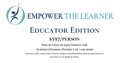 Empower the LEarner Educator Edition