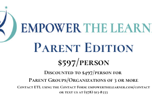 Empower the LEarner Parent Edition