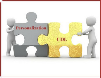 Personalization and UDL: A Perfect Match