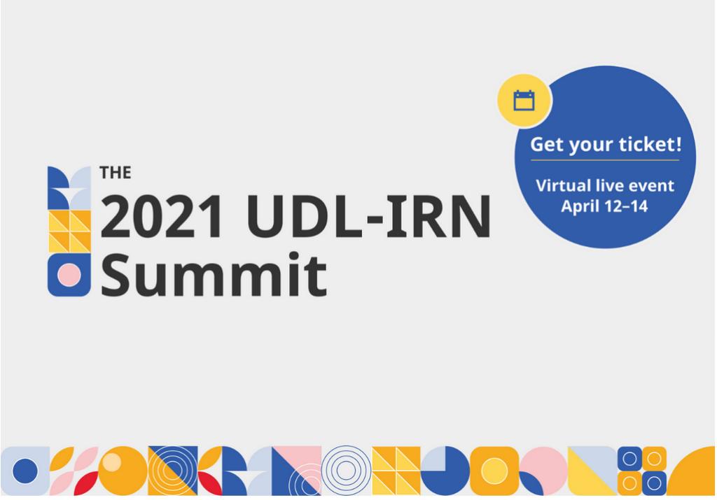 2021 UDL-IRN Summit