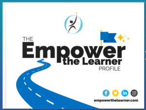 """Announcement!                                              Introduction to Empower the Learner and """"Empower the Learner"""" Profile Template by Book Creator"""